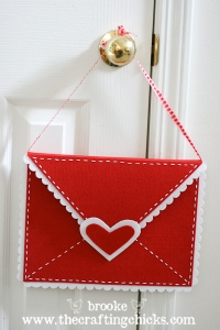 Inspiration taken from: www.thecraftingchicks.com